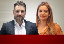 Daniel Mourão e Evani Montechesi