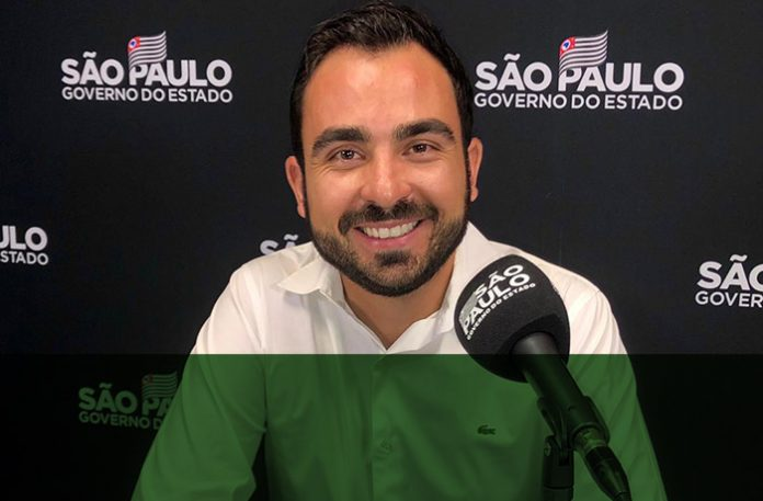 Murilo Macedo, diretor da Prodesp