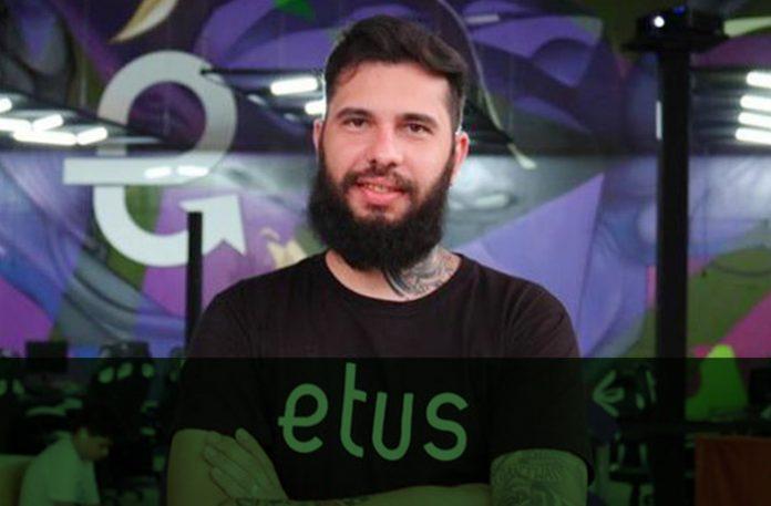 André Patrocínio, CEO da Etus