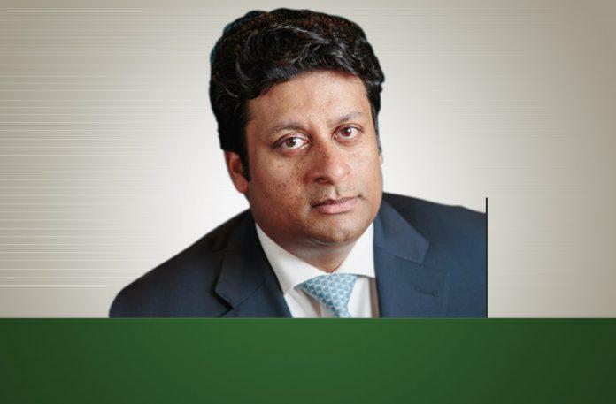 Anirban Bose, CEO da Capgemini's Financial Services e membro do Conselho Executivo do Grupo