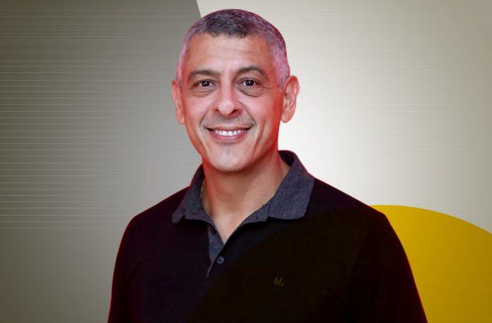 Hertz Santos, diretor nacional de vendas do Campari Group