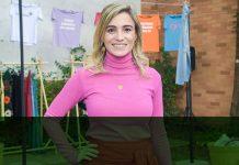 Mariana Gonçalo, gerente de marketing de Omo