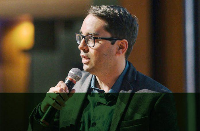 Rodrigo Dantas, co-fundador e CEO da Vindi