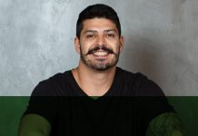 Victor Santos, CEO e fundador da Liv Up