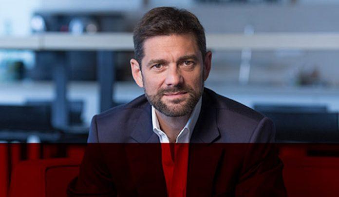 Laurent Uberti, presidente, CEO e cofundador do Grupo Sitel