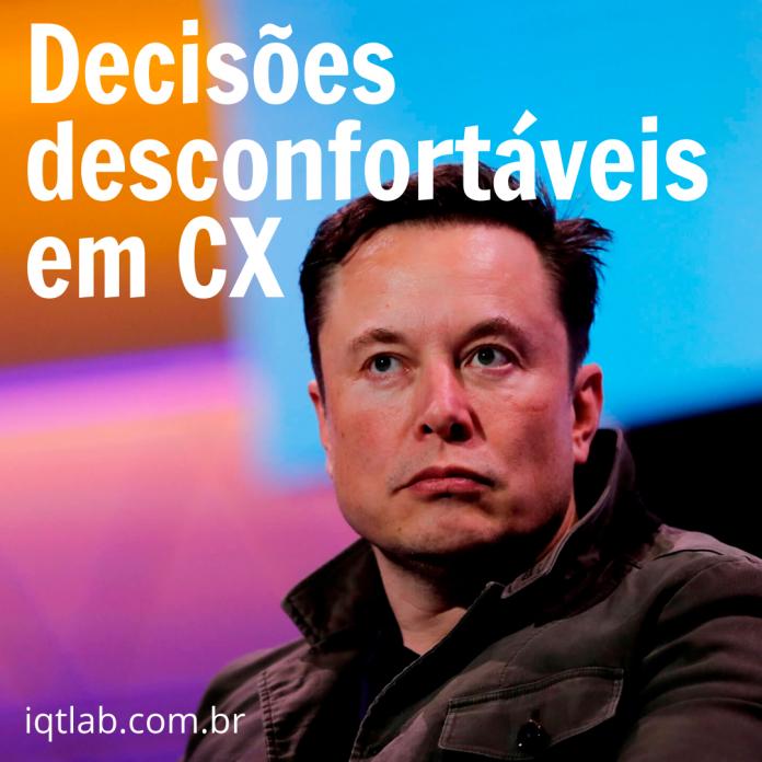 Decisões desconfortáveis em CX