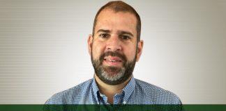 Adriano Silva, diretor comercial e co-fundador da Fácil Assist