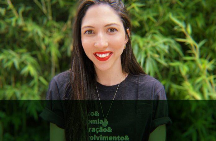 Ana Flávia Carrilo, coordenadora de informação da Abstartups e responsável pelo estudo