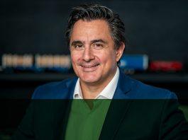 André Prado, CEO da BBM Logística