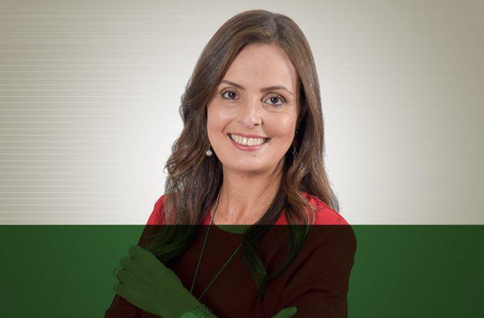 Cinthia Araújo, gerente regional de marketing da Epson