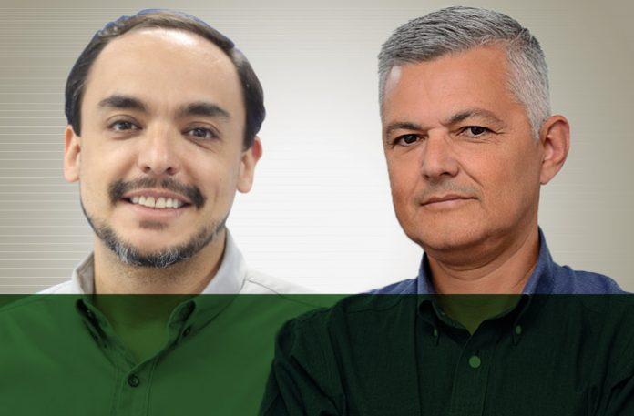 Erico Souza e Rogério Robson Fernandes Ribeiro