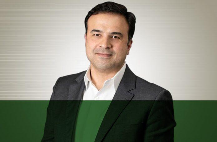 Eduardo Borba, vice-presidente da Softline Brasil