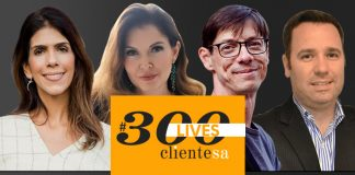 Fernanda Lobão, Susanna Marchionni, Luiz Serafim e Renato Fonseca