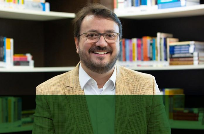 Fabian Salum, professor da Fundação Dom Cabral