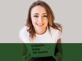 Gisele Paula, CEO e fundadora do Instituto Cliente Feliz