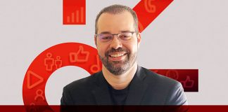 Nivaldo Sousa, diretor regional da Claro no interior de São Paulo