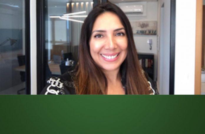 Tamaris Parreira, diretora de alianças da Medallia LATAM
