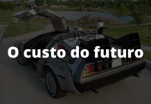O custo do futuro