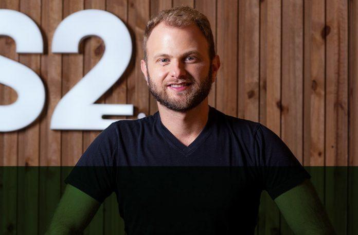 Breno Guelman, executivo do BS2