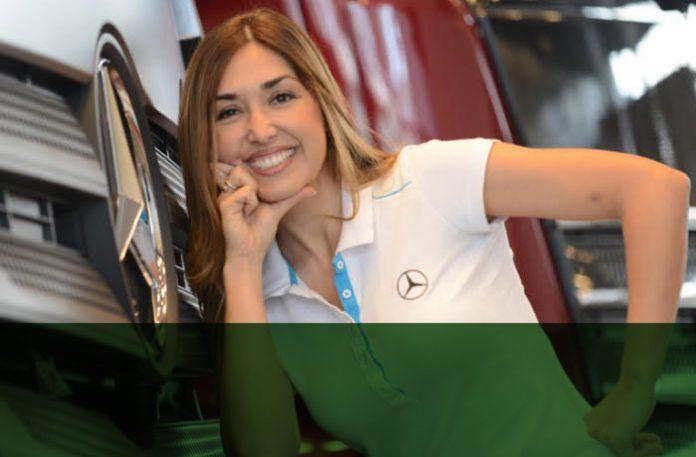 Ebru Semizer, gerente sênior de marketing, comunicação e Inteligência da Mercedes-Benz do Brasil