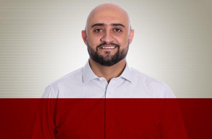 Emerson César, diretor de customer experience da Wittel