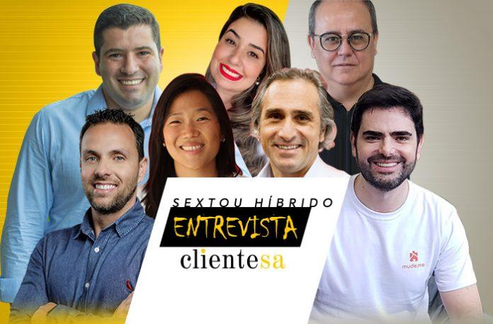 Gabriel Nobre, Luis Guilherme Prates, Bruna Horácio, Viviane Kim, Elbert Leonardo, Guilherme Sawaya e Arthur Carvalho