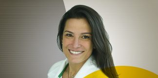 Roberta Becker, gerente de marketing da rede St Marche