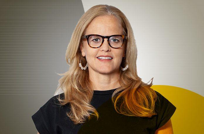Marina Fernie, vice-presidente de marketing da Danone