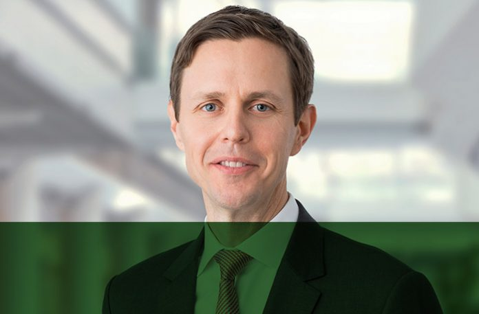 John Thompson, presidente da divisão de acidentes e saúde Internacional da Chubb