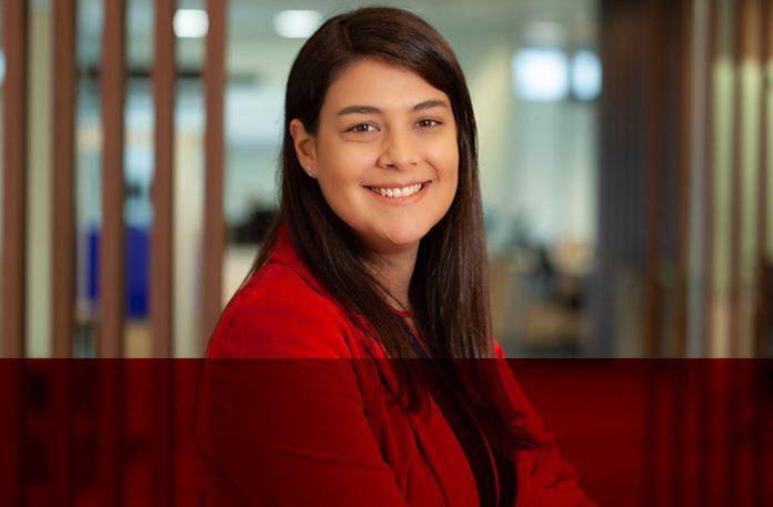 Lucía Sarraceno, superintendente de canais digitais e relacionamento com o cliente da Zurich