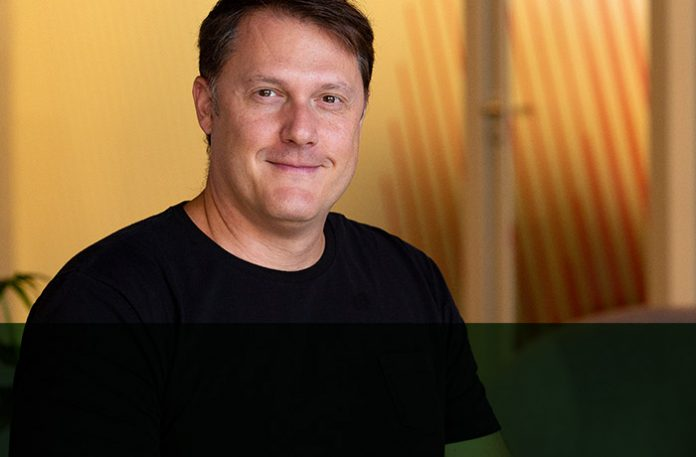 Luis Martini, diretor executivo de marketing e TI da Tenda