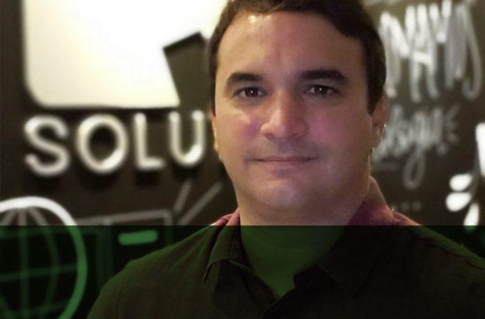 Marcos Azevedo, executivo de Customer Produts & Retail da Solutis