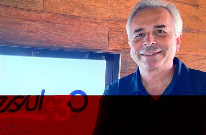 Reinaldo Delgado, CEO da Telesul