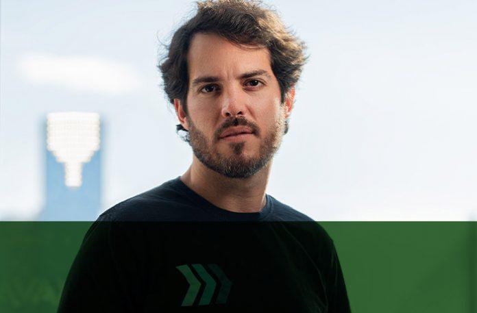Roger Laughlin, cofundador da Kavak e CEO da empresa no Brasil
