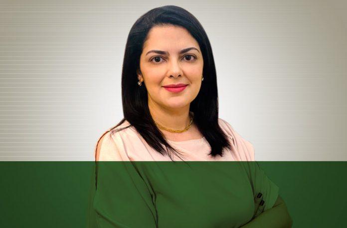 Ana Paula Barbosa, gerente sênior da Peers Consulting