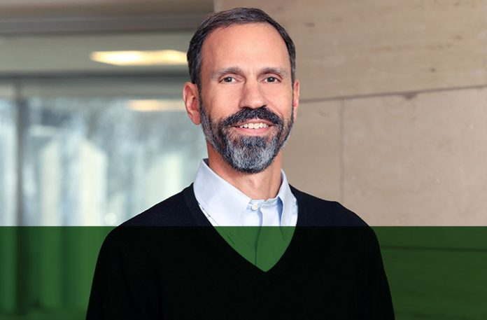 Craig Vosburg, diretor de produto da Mastercard