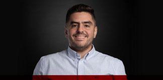 Diego Teixeira da Silva, diretor da vertical Finanças da DialMyApp