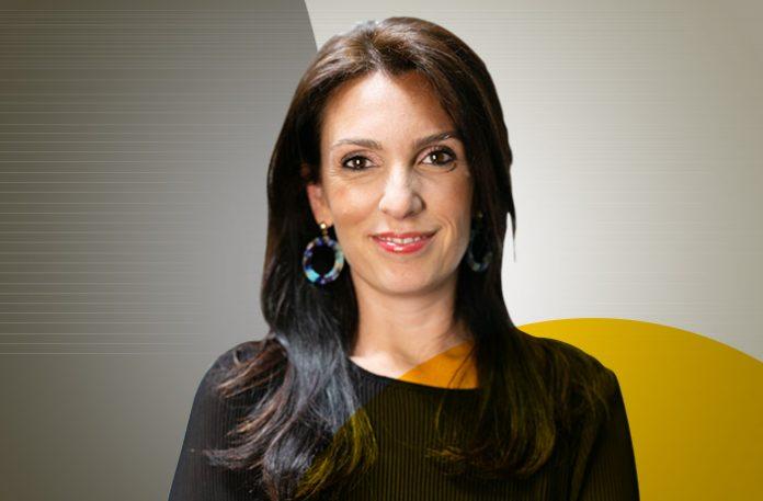 Karina Meyer, diretora de marketing da The Body Shop para LATAM