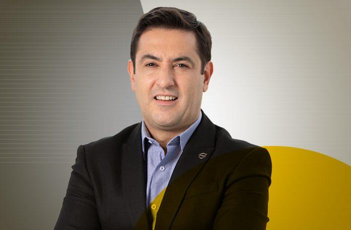 Rodrigo Padilha, diretor de experiência do cliente e serviços da Volvo
