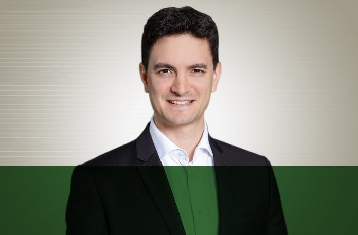 Guilherme Pedroso, country manager da Nuvemshop no Brasil