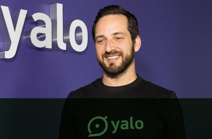 Javier Mata, CEO e fundador da Yalo