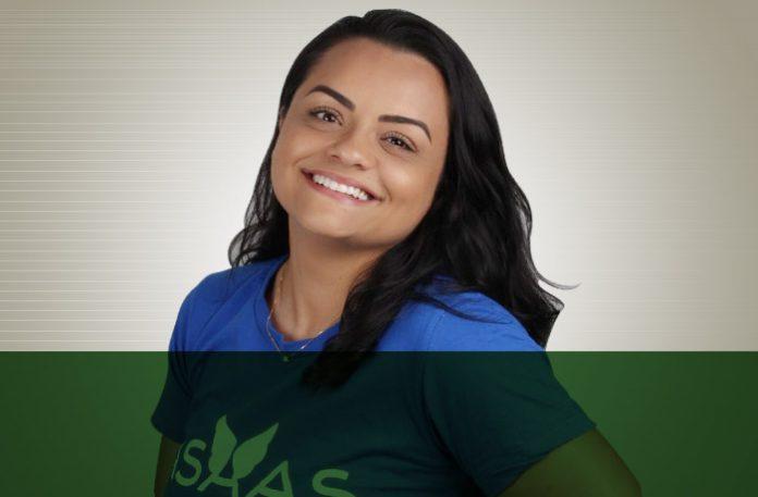 Maiara Gonçalves Vieira, líder de Ouvidoria no Asaas