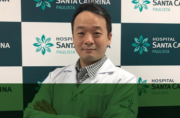 Milton Inoue, gerente médico do Hospital Santa Catarina - Paulista