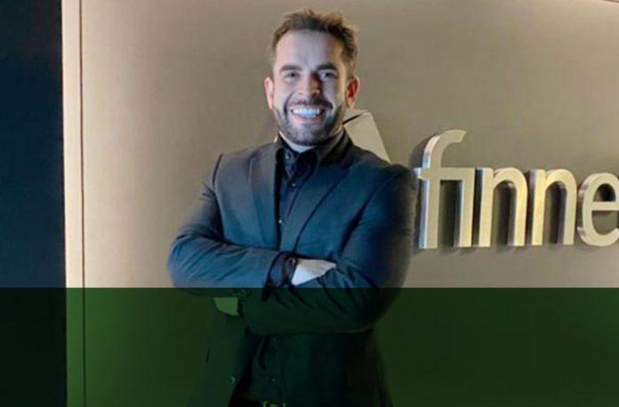 Ori Brandão, diretor Comercial & Marketing da Finnet