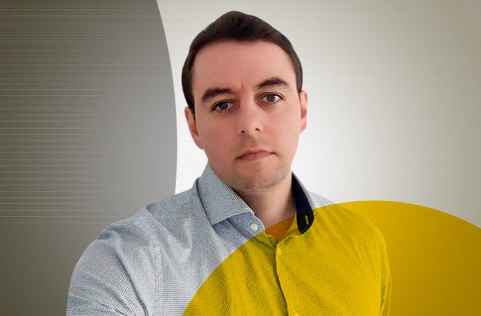 Thiago Florence, gerente de pós-vendas da Nice Brasil