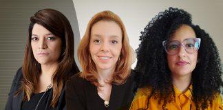 Alexandra Avelar, Rafa Lotto e Thamirys Marques